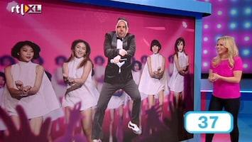 De Jongens Tegen De Meisjes Tijl is Psy: Gangnam Style
