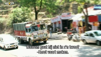 Ruige Mannen: Deadliest Roads Ruige Mannen: Deadliest Roads Aflevering 1