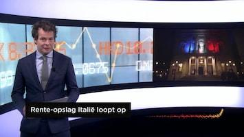 De zorgen over Italië zijn weer helemaal terug
