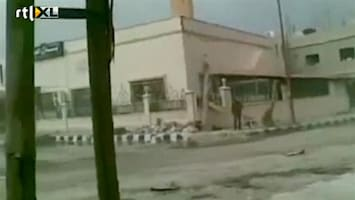 RTL Nieuws Syrië begint 'grondoffensief' in Homs