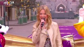 RTL Boulevard Fabiënne opent Disney 20 jaar