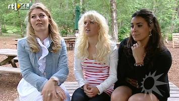 RTL Boulevard Finale jungle-meisjes in zicht