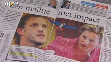 RTL Nieuws PVV niet bij vergadering over 'halalvlees'