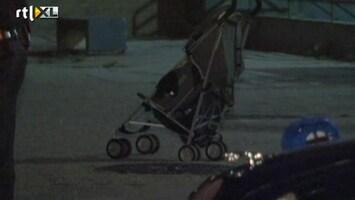 RTL Nieuws Baby in kinderwagen doodgeschoten in New York