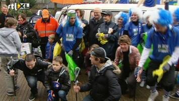 RTL Nieuws Zwerval opgeruimd op Landelijke Opschoondag
