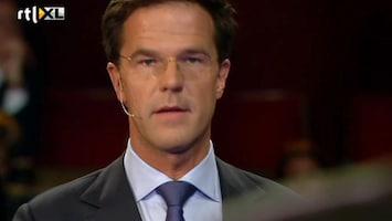RTL Nieuws Rutte en Samsom onder vuur in Carrédebat