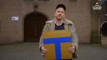 RTL 4's Onvergetelijke Feestdagen Johnny de Mol verandert huis van Lydia in een bloemenzee