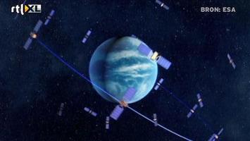 RTL Nieuws Eigen GPS voor Europa