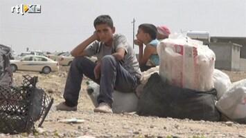 RTL Nieuws Een miljoen Syrische kinderen op de vlucht
