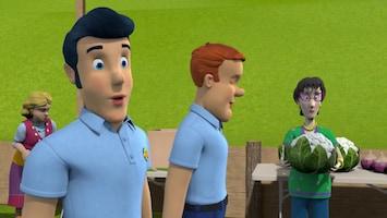 Brandweerman Sam - Jaap En De Reuzenpompoen