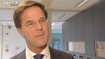 RTL Nieuws Reactie Rutte op overlijden Havel