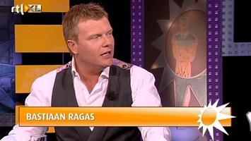 RTL Boulevard Bastiaan Ragas krijgt er wel heel veel voor terug