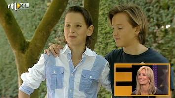 RTL Boulevard Welcome Home voor Natasja Froger