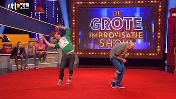 De Grote Improvisatieshow - Brakgeil