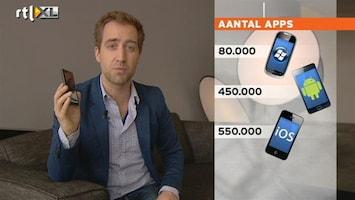 RTL Nieuws Smartphone Nokia geen succes