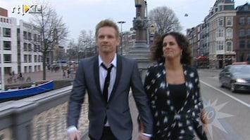 RTL Boulevard Barry Atsma over het single-zijn