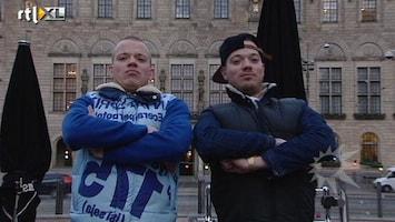 RTL Boulevard Dubbelinterview Gers en Robbie Pardoel