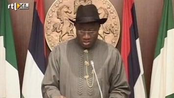 RTL Nieuws Goodluck Jonathan wint in Nigeria