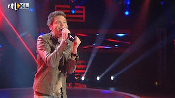X Factor Rolf - I Wanna Know What Love Is