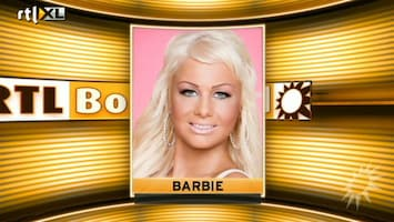 RTL Boulevard Barbie heeft taakstraf voltooid