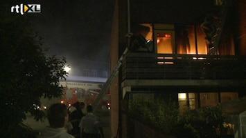 RTL Nieuws Dode bij woningbrand Groningen