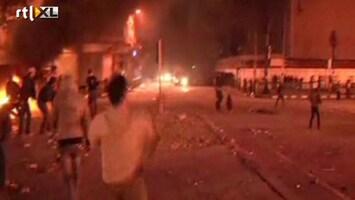 RTL Nieuws Weer geweld op Tharirplein Caïro
