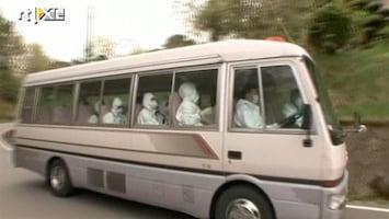 RTL Nieuws Japanse evacués even naar huis