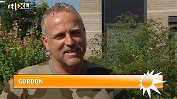 RTL Boulevard Drukke tijden voor Gordon