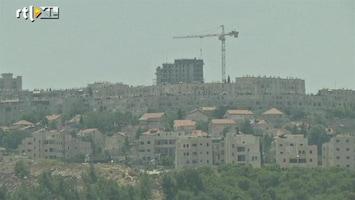 RTL Nieuws Israël bouwt toch weer op Westelijke Jordaanoever