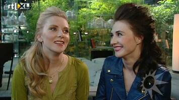 RTL Boulevard Carice en Jelka in film Jackie
