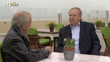 RTL Nieuws Jos Heymans interviewt Benk Korthals (VVD)