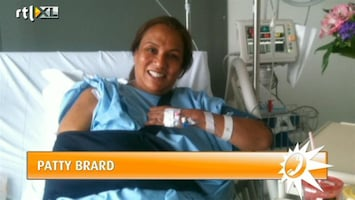 RTL Boulevard Patty Brard onder het mes