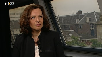 RTL Z Interview Minister Schippers
