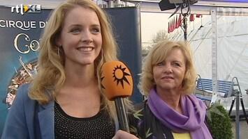 RTL Boulevard Rode loper premiere Corteo Circque du Soleil