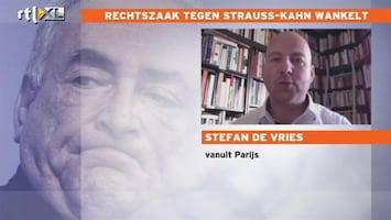 RTL Nieuws 'Nieuws in Frankrijk ingeslagen als bom'