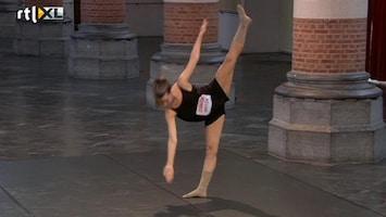 So You Think You Can Dance Weet de verlegen Ivana weer te imponeren?