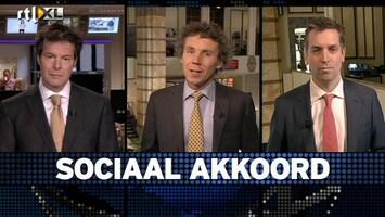 RTL Z Voorbeurs De Geus: hoe gaat kabinet dit in europa verkopen?