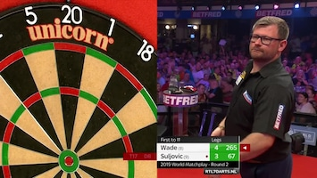 RTL 7 Darts: World Matchplay Afl. 5