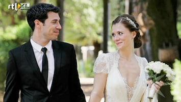 RTL Boulevard Celine Purcell en Oren Schrijver getrouwd