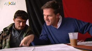 RTL Nieuws Geheim bezoek Rutte aan Kunduz
