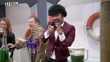 De Tv Kantine - Bloopers Tv Kantine