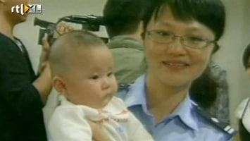 RTL Nieuws Veel kinderhandelaars China opgepakt