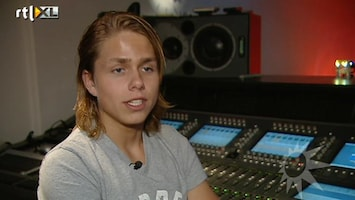 RTL Boulevard Dré Hazes in duet met Vlaamse Lindsay