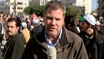 RTL Nieuws Arabische revolutie: nu ook in Jordanië?