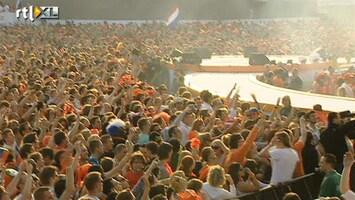 RTL Nieuws Inhuldiging wordt mix tussen bevrijdingsfestival en Sail
