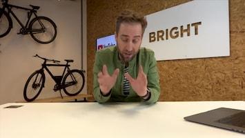Bright Tv Shorts - Lekker Snel Fietsen Op Een E-bike