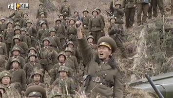 RTL Nieuws Noord-Korea op oorlogspad