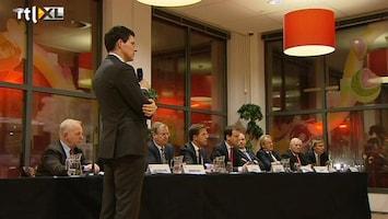 RTL Nieuws Juichstemming bij onderhandelaars sociaal akkoord