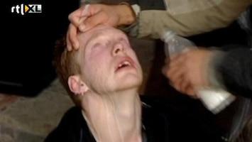 RTL Nieuws Pepperspray tegen occupy