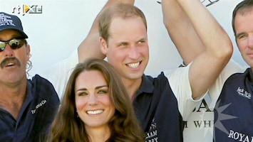 RTL Boulevard William en Kate in Californië